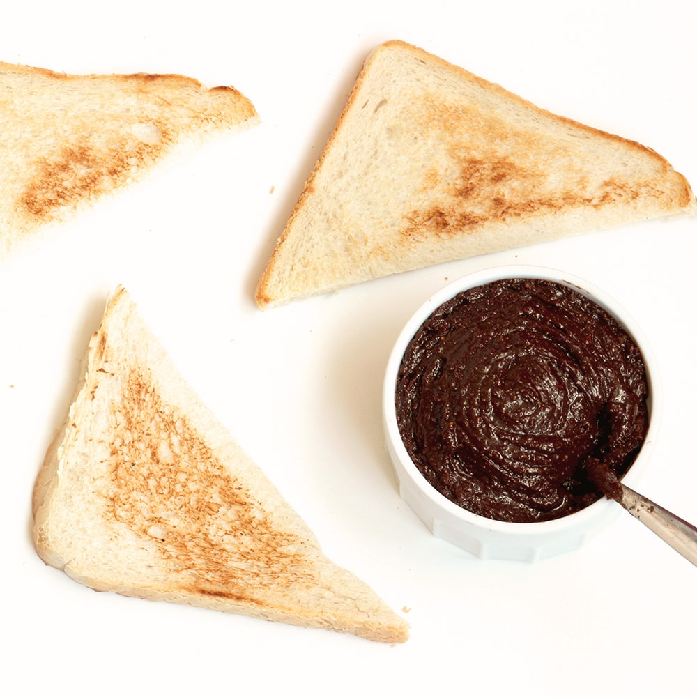 Yummy and Crunchy Homemade Nutella - The Petite Cook | The Petite Cook