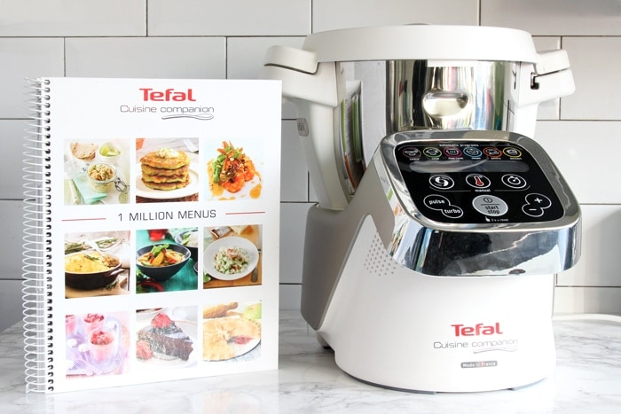 tefal cuisine companion review the petite cook. Black Bedroom Furniture Sets. Home Design Ideas